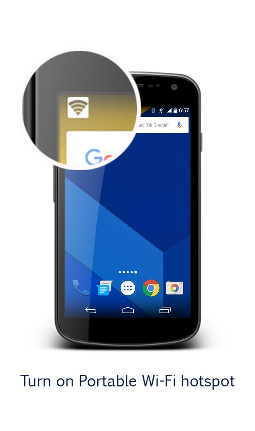 Portable Wi-Fi hotspot for Android - APK Download