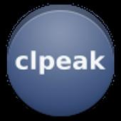 clpeak icon