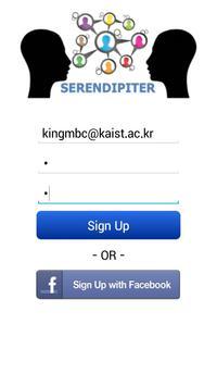 SocialMatching @ KAIST iDBLab apk screenshot