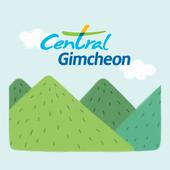 김천시 등산로 지도 icon