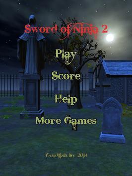 Sword of Ninja 2 Free screenshot 5