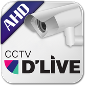 DLIVE AHD icon