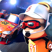 Pit in Racing icon