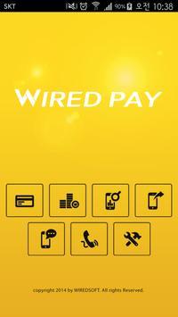 WiredPay(와이어드페이) poster