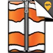 Zipper Lock Free FishSkin Coll icon