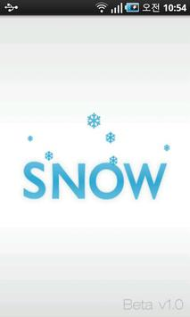 SNOW.or.kr poster