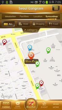 세븐럭 카지노 태블릿 screenshot 3