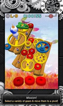8th Floor: IQ Puzzle poster