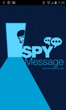 SPY Message poster
