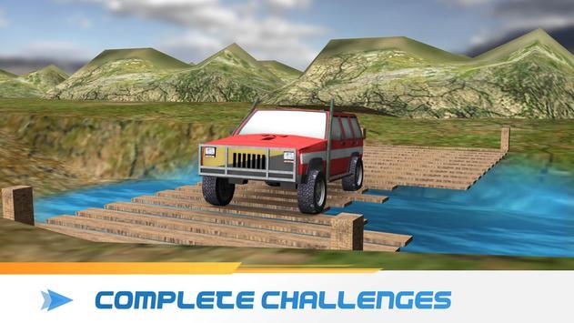 Mountain Car Simulator screenshot 4