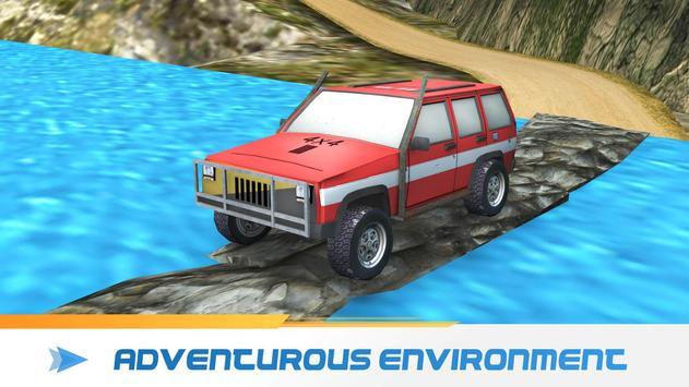 Mountain Car Simulator poster
