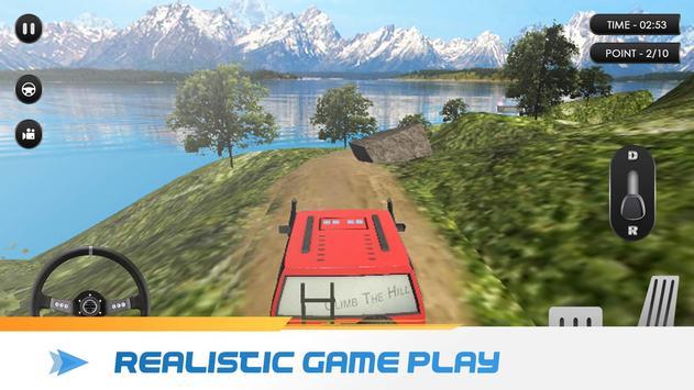 Mountain Car Simulator screenshot 3