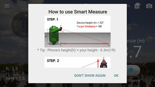 Smart Measure apk screenshot