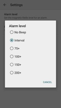 Metal Detector apk screenshot