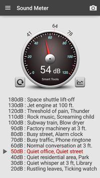 Sound Meter poster
