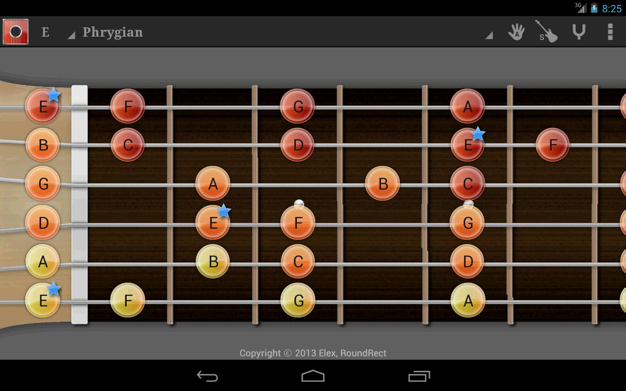 Guitar Chordscaletuner Le Apk Download Free Music Audio App