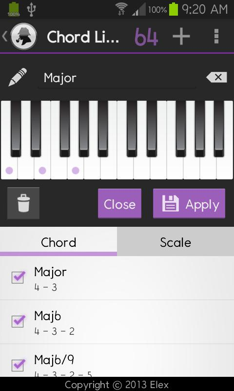 Chord Scale Finder Le Apk Download Free Music Audio App For