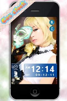 Cos-Clock poster