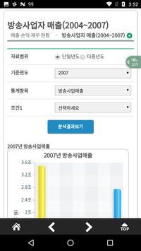 방송·뉴미디어 통계정보시스템 screenshot 3