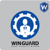 Winguard - 윈가드 방범안전창 고객지원 서비스 icon