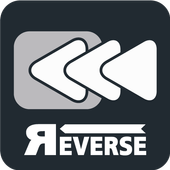 Reverse Movie Motion icon