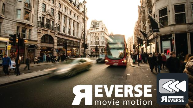 Reverse Movie Motion screenshot 1