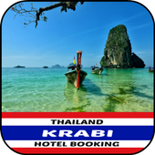 Krabi Hotel Booking icon