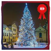 Krakow Christmas Timelapse LWP icon