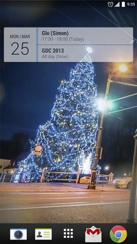 Krakow Christmas Timelapse LWP apk screenshot