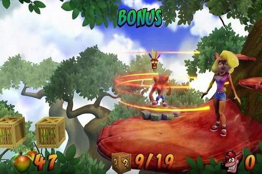 New Crash Bandicoot Cheat screenshot 3