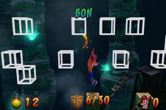 New Crash Bandicoot Cheat screenshot 1