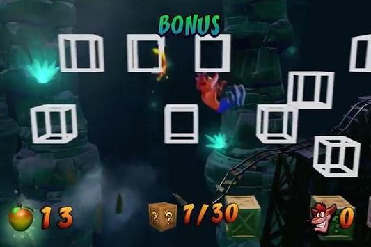 New Crash Bandicoot Cheat screenshot 5