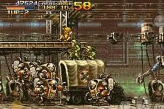 New Metal Slug 3 Hint poster