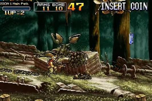 New Metal Slug 3 Hint screenshot 1