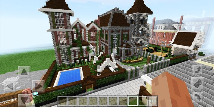 The Neighborhood Map For Minecraft PE Für Android APK Herunterladen - Kostenlose maps fur minecraft pe