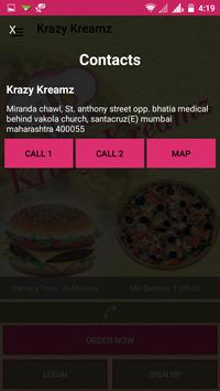 Krazy Kreamz apk screenshot