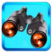 Binoculars Mega Shooting icon