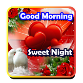 Love Good Morning Images, Night Images icon