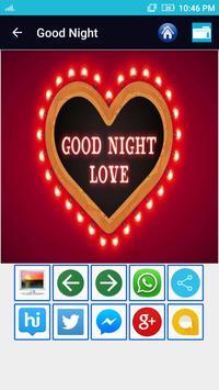 Love Good Morning Images, Night Images screenshot 4