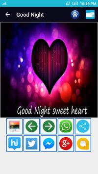 Love Good Morning Images, Night Images screenshot 5