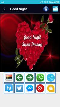 Love Good Morning Images, Night Images screenshot 6