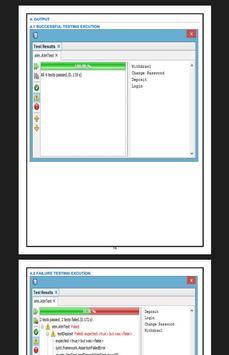 Software Testing Tutorials apk screenshot