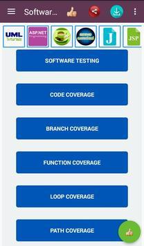 Software Testing Tutorials poster