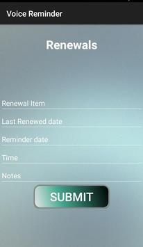 Voice Reminder screenshot 4