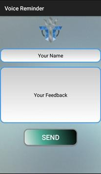 Voice Reminder screenshot 2