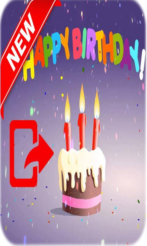 Happy Birthday Status Video Songs Kannada for Android - APK