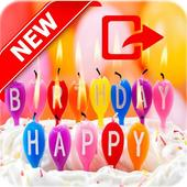 Happy Birthday Status Video Punjabi icon