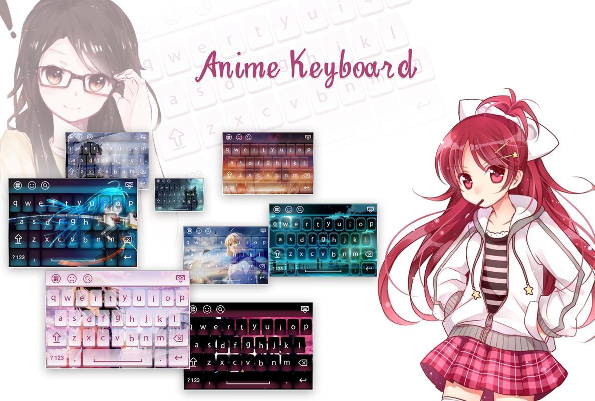 Anime Keyboard APK Download