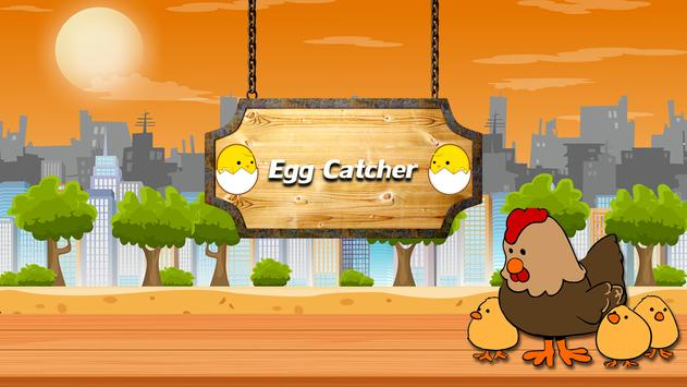 Egg Catcher Classic poster