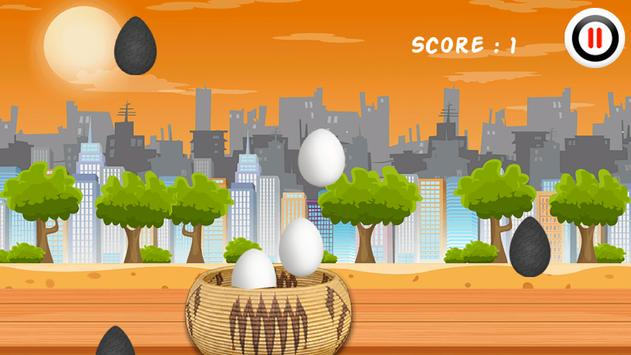 Egg Catcher Classic screenshot 2